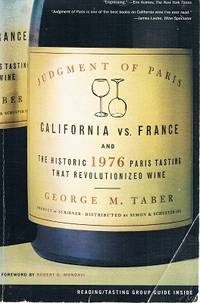 image of Judgment Of Paris: California Vs France