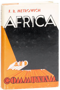 Africa and Communism: A Study of Successes, Set-Backs, and Stooge States
