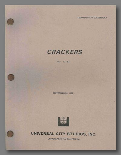 Universal City: Universal Studios, 1982. ,132 leaves. Quarto. Photomechanically reproduced typescrip...