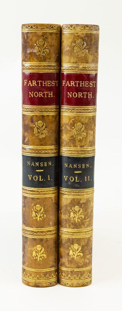 London: George Newnes, Ltd, 1898. Second Edition. 235 x 165 mm. (9 1/2 x 6 1/2