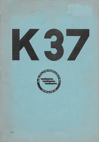 K 37: Bi-motor high performance three-seater for long-distance scouting, bomb-throwing, fighting...