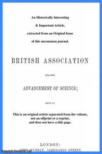 The Relation between Population and Area in India. A rare original article from the British...