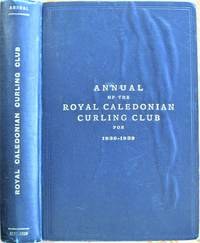 image of Annual of the Royal Caledonian Curling Club for 1938-1939
