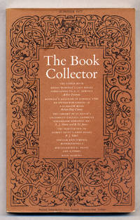 The Book Collector: Volume 26, Number 2, Summer 1977