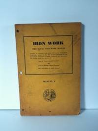 Iron Work: Structural Steelwork Manual, Manual V by  John H Lyons - Paperback - from Quadrant Book Mart and Biblio.com