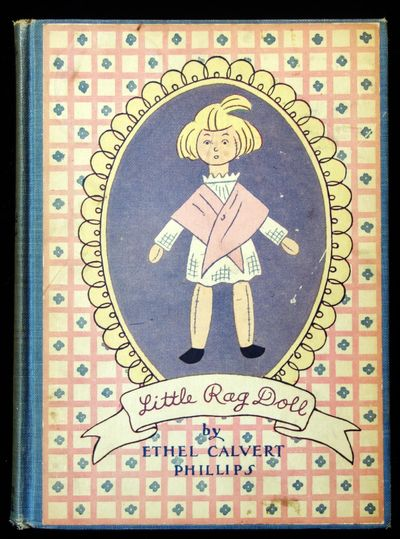 Boston: Houghton Mifflin, 1930. Good +. Lois Lenski. 174 numbered pages with 4 color illustrations, ...