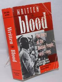 image of Written in blood; the story of the Haitan people 1492-1995.  Revised and expanded by Michael Heinl