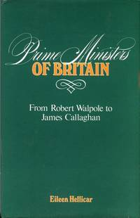 image of Prime Ministers of Britain: From Robert Walpole to James Callaghan
