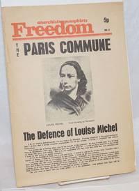 image of The Paris Commune; the defense of Louise Michel