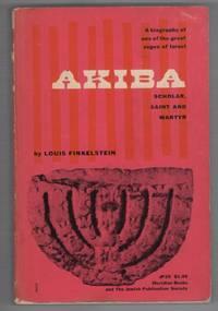 Akiba: Scholar, Saint and Martyr