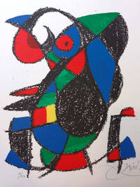 MIRO' LITHOGRAPHE II 1953-1963 Deluxe Edition with two signed lithographs