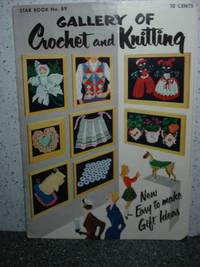 Star Book No. 89 Gallery Of Crochet And Knitting