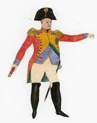 Charming Naive Watercolor Napoleon