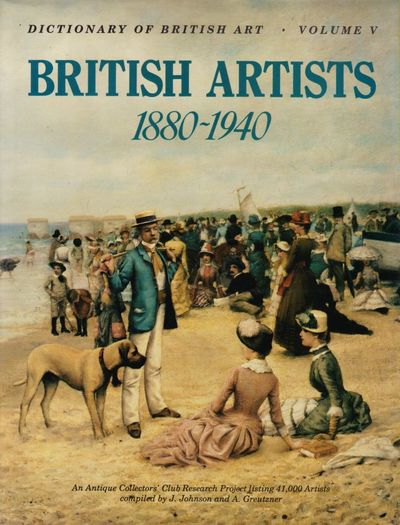 (Woodbridge, Suffolk, UK) : Antique Collectors' Club, (1990). 4to. 567 pp. Volume V in this massive ...