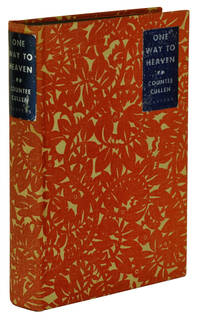 One Way to Heaven by  Countee Cullen  - Hardcover  - First Edition  - 1932  - from Burnside Rare Books, ABAA (SKU: 180420008)