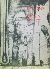 Jim Dine Prints, 1970-1977