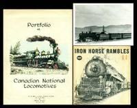 PORTFOLIO OF CANADIAN NATIONAL LOCOMOTIVES