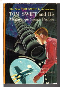 image of TOM SWIFT AND HIS MEGASCOPE SPACE PROBER: Tom Swift, Jr series #20.
