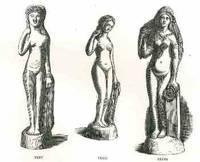 Collection de Figurines en Argile: Oeuvres premieres de l'Art Gaulois avec les Noms des Ceramistes qui Les ont Executees: Recueillies, Dessinées & Décrites