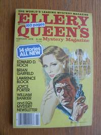 Ellery Queen's Mystery Magazine Febraury 1978