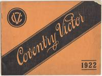 Coventry Victor Motorcycle Catalog for 1922