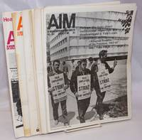 AIM: the American Independent Movement newsletter [9 issues]