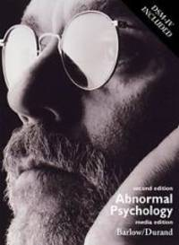 image of Abnormal Psychology: An Integrative Approach (with CD-ROM and DSM-IV, Non-InfoTrac Version)