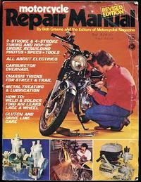image of Motorcycle Repair Manual