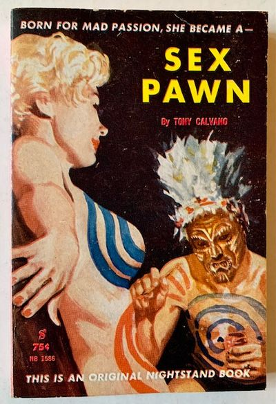 Nightstand Books, 1961. Pictorial wrappers. Near Fine. A virtually pristine copy of this 1961 pocket...