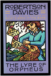 The Lyre of Orpheus (Cornish Trilogy) by  Robertson Davies - Hardcover - 1989 - from Diatrope Books and Biblio.com