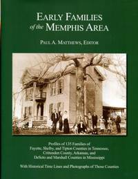 Early Families of the Memphis Area