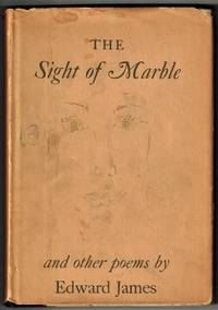 The Sight of Marble and Other Poems  (Association Copy with Pencil Drawing)