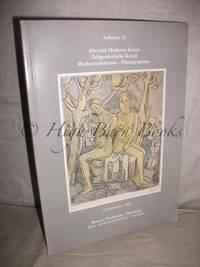 Alte und Moderne Kunst: Zeitgenossische Kunst: Werkverzeichnisse - Photographien (Auktion 1, 19...
