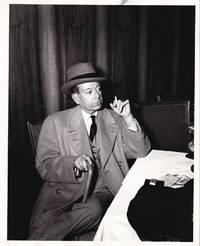 image of Photograph of Cole Porter, circa 1940s, struck circa 1950s