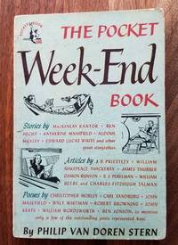 The Pocket Week-End Book (Pocket Book #586) by  Philip Van Doren Stern - Paperback - First Pocket Book Edition,First Printing - 1949 - from Ravenroost Books and Biblio.com