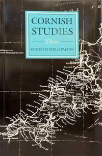 image of Cornish Studies Volume 3: Cornish Studies: Three (v. 3)