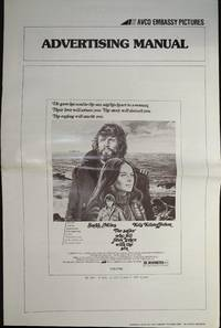 image of The Sailor Who Fell From Grace With the Sea Pressbook 1975 Sarah Miles, Kris Kristofferson