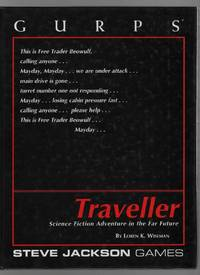 Gurps Traveller:  Science Fiction Adventure in the Far Future