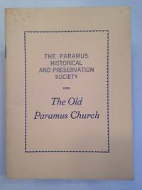 image of The Old Paramus Church.