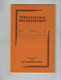 """image of """"Place Names and Related Activities of the Cornplanter Senecas """" Serialized in Pennsylvania Archaeologist , Vol. XV, No. 1-4, Jan., Apr., Jul., Oct.1945"""