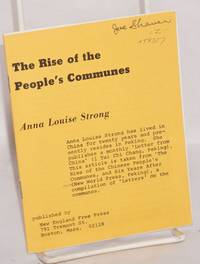 The rise of the People's Communes