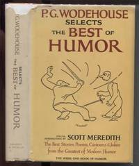 P. G. Wodehouse Selects the Best of Humor by Wodehouse, P. G - 1965