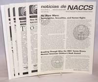 Noticias de NACCS [7 issues]