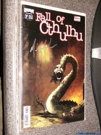 *Signed* Fall of Cthulhu #7 (Cover A)