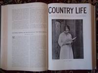 image of County Life. The Journal for All Interested in Country Life and Country Pusuits. Volume 46. July 5th  1919 To  December 27th 1919