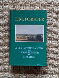 image of A Room with a View, Howards End, Maurice