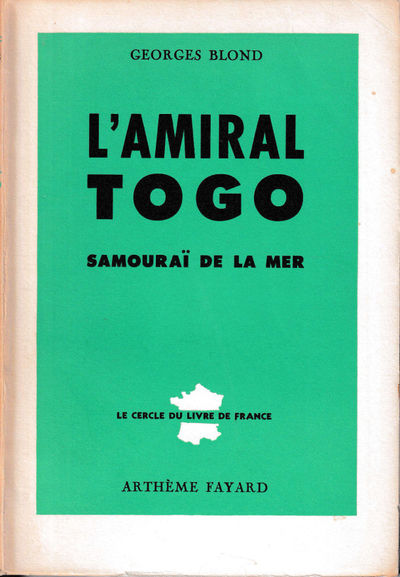 Ottawa: Arthème Fayard, 1958. Paperback. Very good. 240 pp. Light creases and tanning to the edges,...