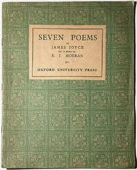 Seven Poems ... set to music by E. I. Moeran.