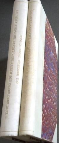 image of Inleidinge tot de Hollandsche REchts-Geleerheid, beschreven bij Hugo de Groot - 2 volumes
