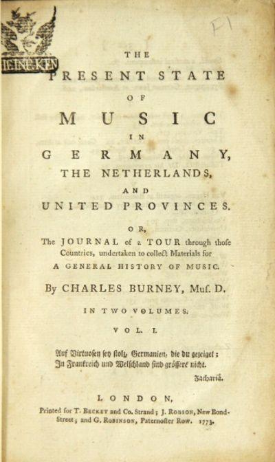 London: printed for T. Becket, et. al, 1773. First edition, 2 volumes, 8vo, pp. viii, 376; vi, errat...
